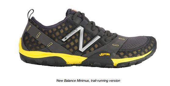 new balance minimus with vibram soles